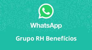 Grupo de WhatsApp RH Benefícios