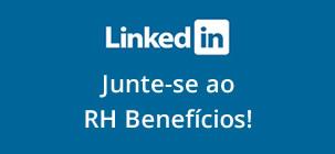 Junte-se ao RH Benefícios no LinkedIn